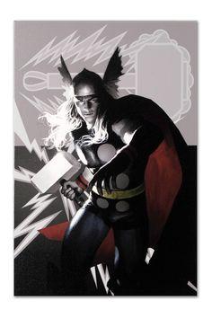 Wolverine Avengers Origins Thor #1 X-Men #2 Ltd. Edition Giclee on Canvas by Barrionuevo & Marvel on @HauteLook