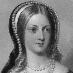 Lady Jane Grey was born October 1537 in Bradgate, England. When Edward died on July 6, 1553 she was proclaimed queen. She was the titular queen of England for nine days in 1553. She reluctantly allowed herself at age 15 to be put on the throne by unscrupulous politicians; her subsequent execution Edward VI's sister, Mary Tudor, on Feb. 12, 1554 aroused universal sympathy.