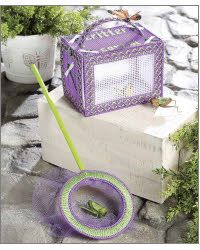 Plastic Canvas Critter Catcher Kit