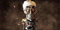 America's favorite dead terrorist makes 'Clinton body count' http://po.st/QBNLzd via @worldnetdaily Jeff Dunham's famous puppet, Achmed the Dead Terrorist (Photo: Screenshot/YouTube)