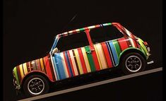 Paul Smith Striped Mini