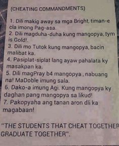 Tagalog Quotes Patama, 7 Rules Of Life, Time Heals, Dont Compare, Quotable Quotes, Qoutes, Make Peace, Screwed Up, Cheating