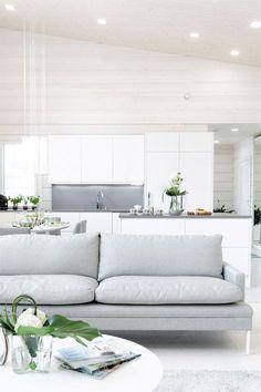 grey sofa #livingroom