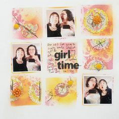 Girl Time Page