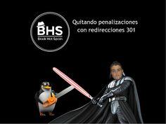 Saltarnos penalizaciones de Google con BlackHat - José Marquez by BlackHatSpain via slideshare