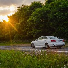 You never know where the road may take you. Just get in and drive! It is always fun to explore new places.   #MBPhotoPass @mattmagnino    #mbphotocredit #mbsummer #summer #mercedes #benz #instacar #luxury #germancars #carphotography #carsofinstagram #IL #Illinois #Chicago #mercedesbenz #e #eclass #e550 #sedan #designo