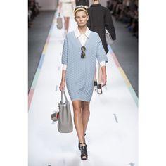 Fendi at Milan Fashion Week Spring 2013 - StyleBistro via Polyvore