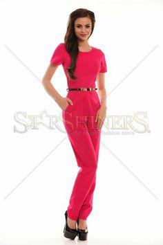 Salopeta Elegant Queen Pink