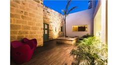 This modernly converted farmhouse is situated in Burmarrad in the Northern Part of Malta has been luxuriously finished to the highest standards. It offers excellent standard of private holiday accommodation in Malta for travellers seeking high standard privately owned farmhouse on a self catering basis with superb location. All daily amenities are included. #house #home #villa #pool #malta  www.simonmamo.com/  REF NO 14540