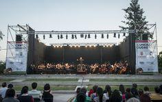 Conciertos Ciudadanos - Plaza Valdivieso, San Joaquín. Foto: Patricio Melo