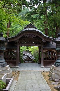 Eihei-ji temple 永平寺