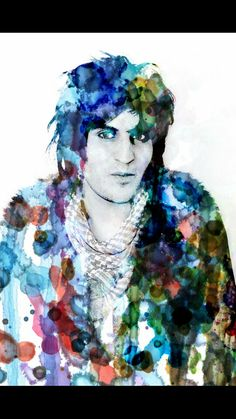 Love this! One of the best comedians Noel Fielding♡