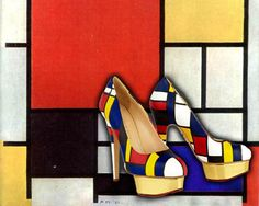 Výsledek obrázku pro Mondrian still life