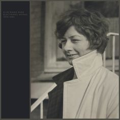 IMPREC406 Else Marie Pade, Electronic Works 1958-1995 | Important Records clear vinyl 65dollars