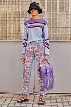 Versus Versace Resort 2018 Collection Photos - Vogue