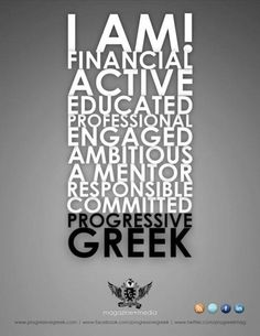 I am Greek!