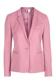 Fitted Suit Blazer
