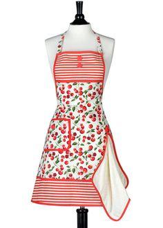 cherry apron @LaylaGrayce