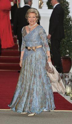 Queen Anne-Marie - Royal Wedding - Pre-Wedding Dinner