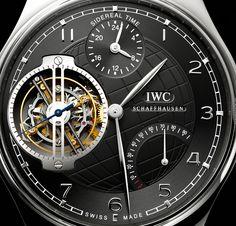IWC Portuguese Sidérale Scafusia Watch: Super Complex, Over $750,000   watch releases