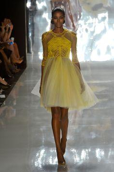 Chado Ralph Rucci at New York Fashion Week Spring 2013 - StyleBistro