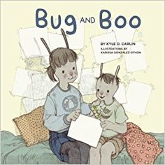 Bug and Boo - Storybook for Teaching Kids Emotional Regulation