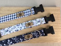 New arrival to my #etsy shop: Fun and Floral Dog Collar, Female Dog Collar, Adjustable Dog Collar, Dog Apparel, Small Dog Collar, Fabric Dog Collar, Gift for your Pooch, #dogapparel #adjustablecollar #femaledogcollar #giftforyourpooch #floraldogcollar #fabriccollar #jostouchofcraft