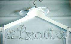 Sonntagshäppchen: Braut und Bräutigam zum Aufhängen - Hochzeitsblog Fräulein K. Sagt Ja
