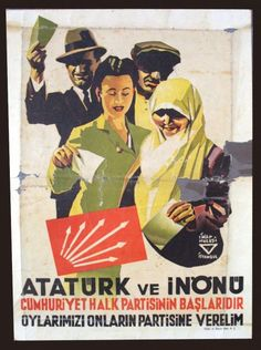 chp by ihaphulusi on DeviantArt Vintage Advertisements, Vintage Ads, Old Poster, Turkey History, Good Old Times, Turkish Art, Old Ads, Print Ads, Illustrations