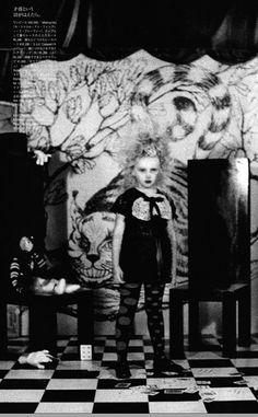 Irina Ionesco, Vogue Japan 1980