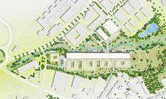 4. Rang: Lageplan, © Schuster Pechtold Schmidt Architekten