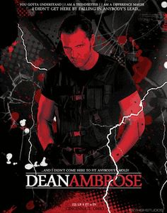 Dean Ambrose <3<3