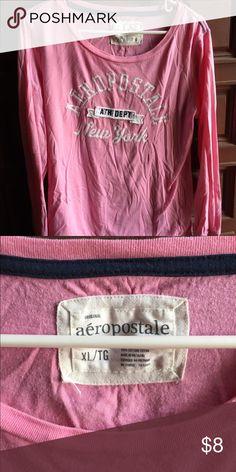 Women's Long Sleeve Aeropostale Shirt Size X-Large Aeropostale Tops Tees - Long Sleeve