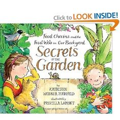 Alice and her family have a plot of land upon which they grow edible plants, raise chickens, and enjoy their interactions with the variety of living things in their backyard ecosystem.