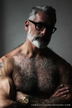Gotta love a guy in glasses! Images of Anthony Varrecchia by Isauro Cairo & Charles Thomas Rogers Anthony lives in NYC and a health and fitness enthusiast. 51 years old (52 in March). See more of Anthony and follow him on ...