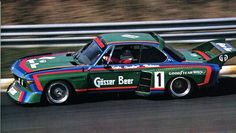 Redman / Quester / Krebs (BMW 3,5 CSL - 6 heures de Vallelunga 1976 -L'Automobile mai 1976.