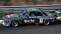 Redman / Quester / Krebs (BMW 3,5 CSL - 6 heures de Vallelunga 1976 -L'Automobile mai 1976.