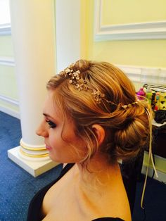 Bridal hair & make up Lipstick and Curls http://www.lipstickandcurls.net/services/bridal-styling/