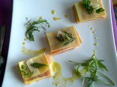 Repas du dimanche, lasagne de Saumon by @macmahon37