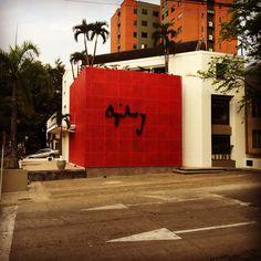 Exterior agencia de publicidad Ogilvy&matters cede Cali Colombia.