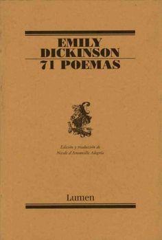 71 poemas / Emily Dickinson