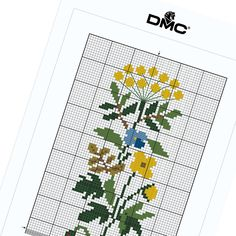 *By downloading the free pattern, you are opting-in to receive communications from DMC. You can change your mind at any time by clicking the unsubscribe link on any email you receive from us.