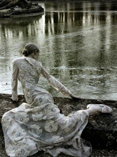 by deborah tuberville, vogue italia 2012