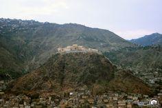 Yemen | قلعة القاهرة - تعز