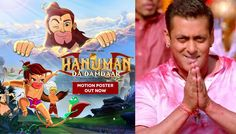 Salman Khan releases motion poster of 'Hanuman Da Damdaar'  , http://bostondesiconnection.com/salman-khan-releases-motion-poster-hanuman-da-damdaar/,  #SalmanKhanreleasesmotionposterof'HanumanDaDamdaar'