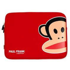 Paul Frank case for iPad. A must have!