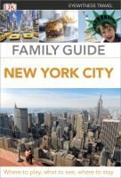 DK's Family Guide New York City, from the groundbreaking family travel series, is written by parents and guarantees the entire family will enjoy their trip. With child-friendly sleeping and eating options, detailed maps of main sightseeing areas, travel info, budget guidance, age range suitability and activities for each sight, Family Guide New York City is the ultimate guide to stress-free family travel.