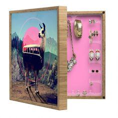 Ali Gulec Llama Van BlingBox Petite | DENY Designs Home Accessories