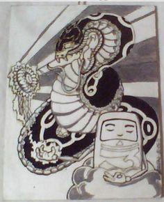Cobra- Paz dominante