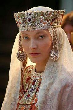 Kievan Rus lady_Київська Русь